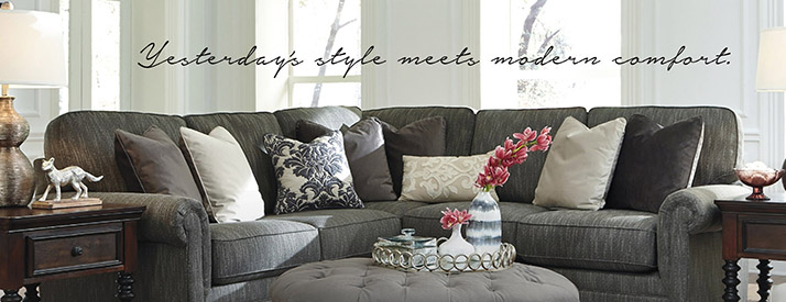 Vintage Casual Furniture with Ashley