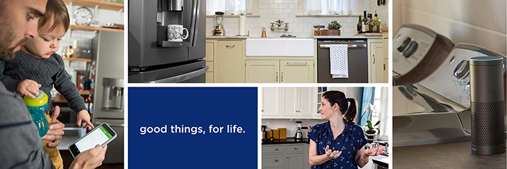 Control Your GE Appliances with Wifi