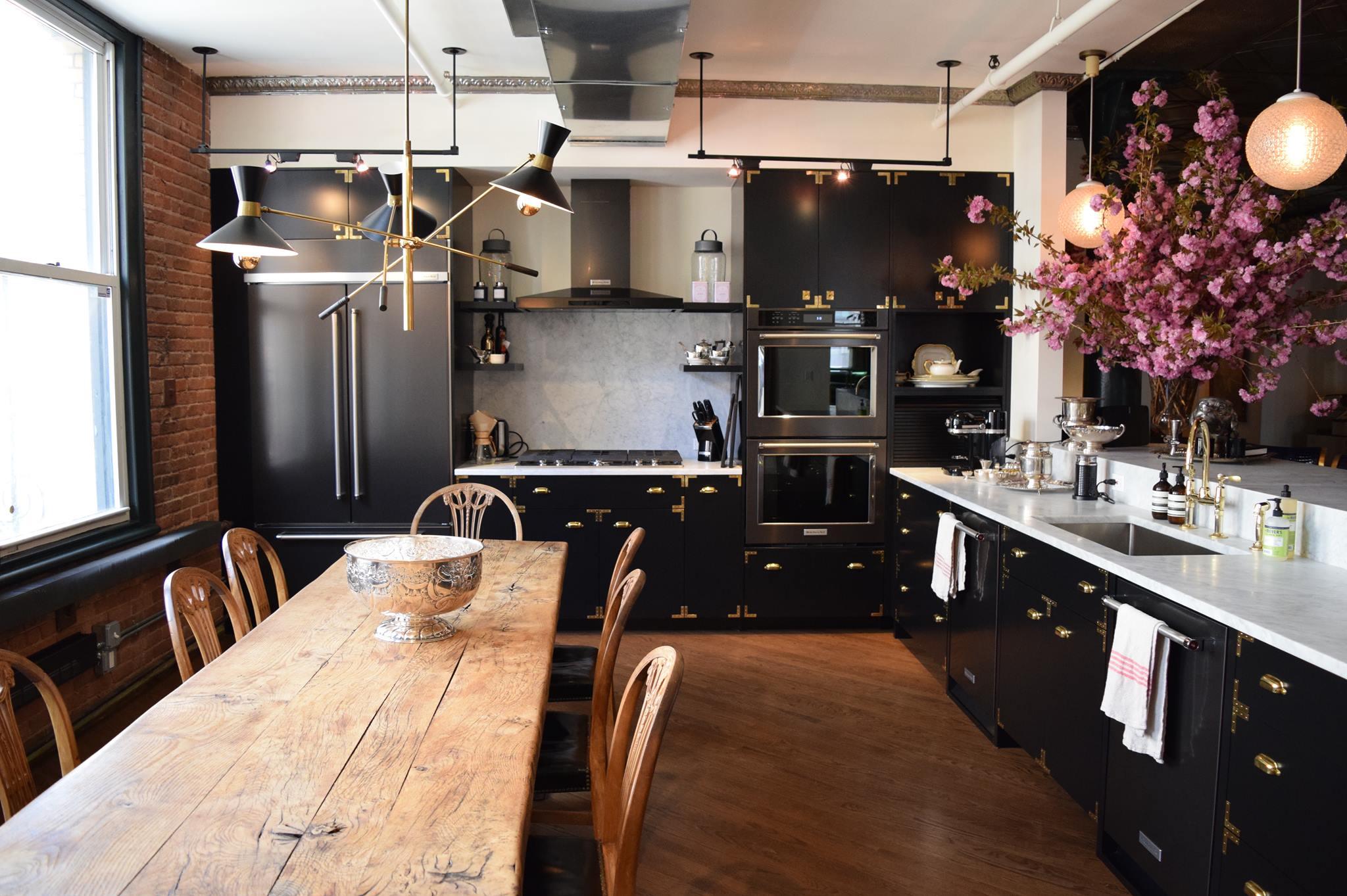 Kitchenaid Black Stainless Steel Appliances Appliances Cabinets