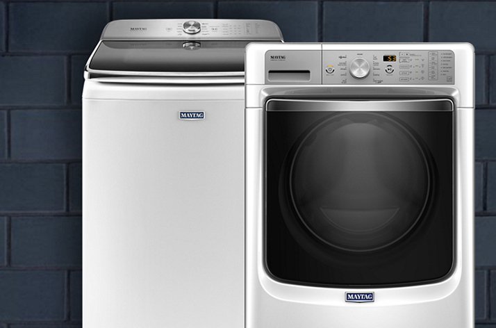 Maytag Laundry Machines Will Leave You Speechless