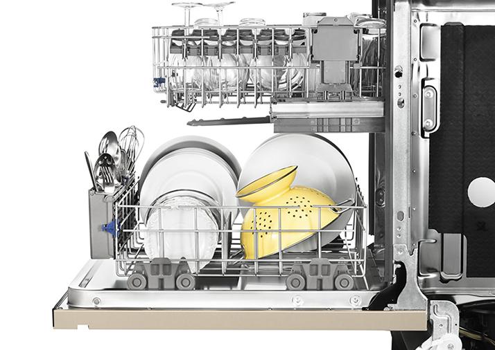 Whirlpool Dishwashers Make Clean up a Breeze