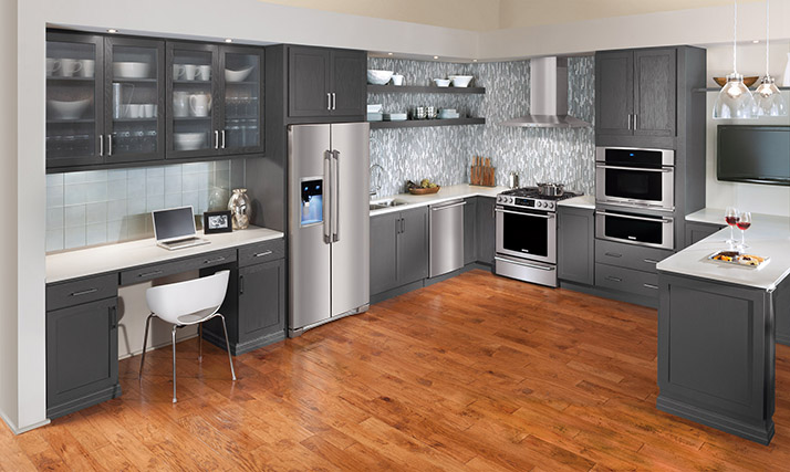 Enjoy Stainless Steel with Electrolux