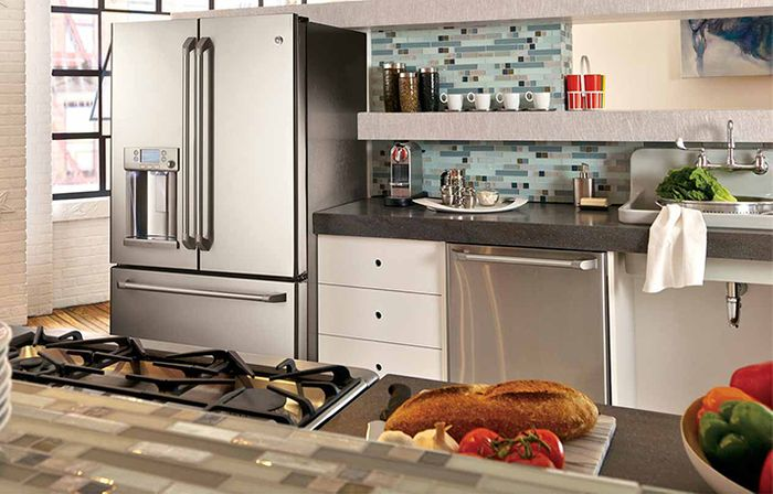 GE Stainless Steel Appliances Home Appliances, Kitchen ...