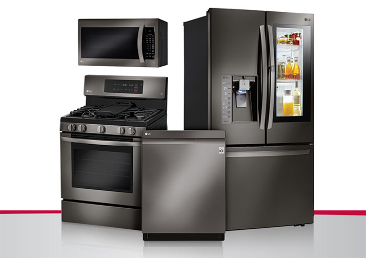 Lg Cooking Appliances Go Far Luecke Audio Video Appliances