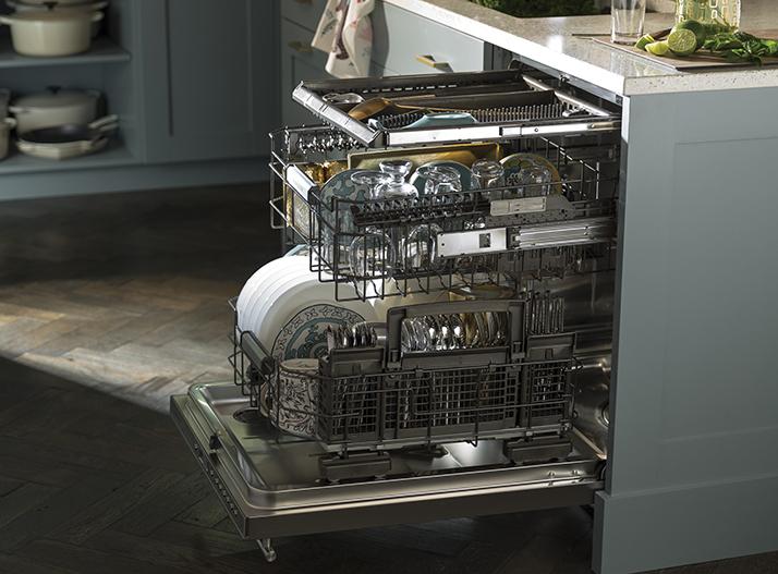 Monogram Dishwasher Styling