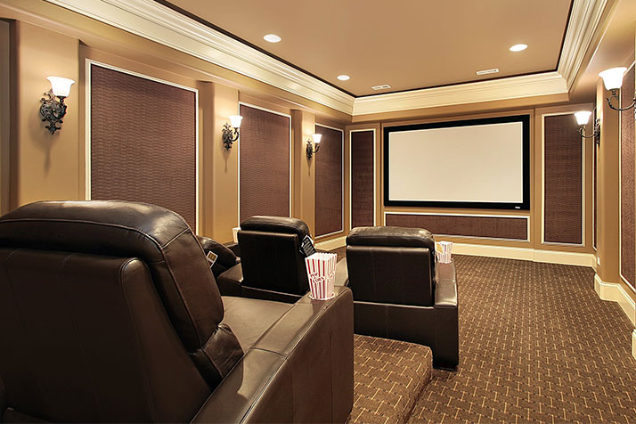 6 Lighting Ideas to Enhance Your Home Theater