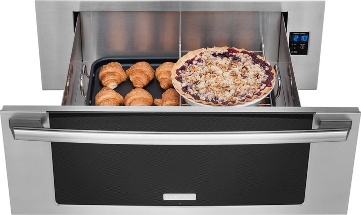 Why You Need an Electrolux Warming Drawer