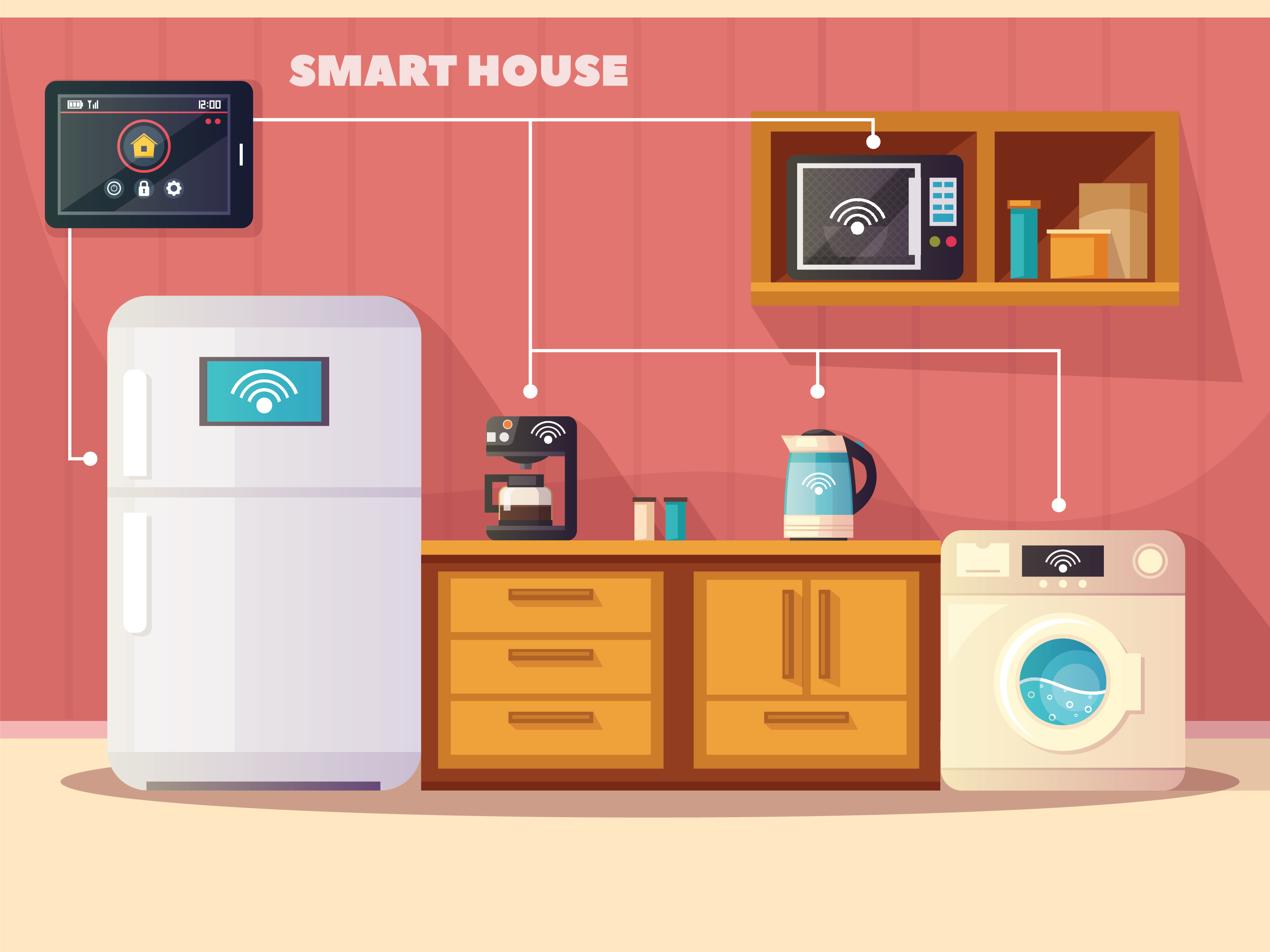 5 Benefits of Smart Appliances in your Home