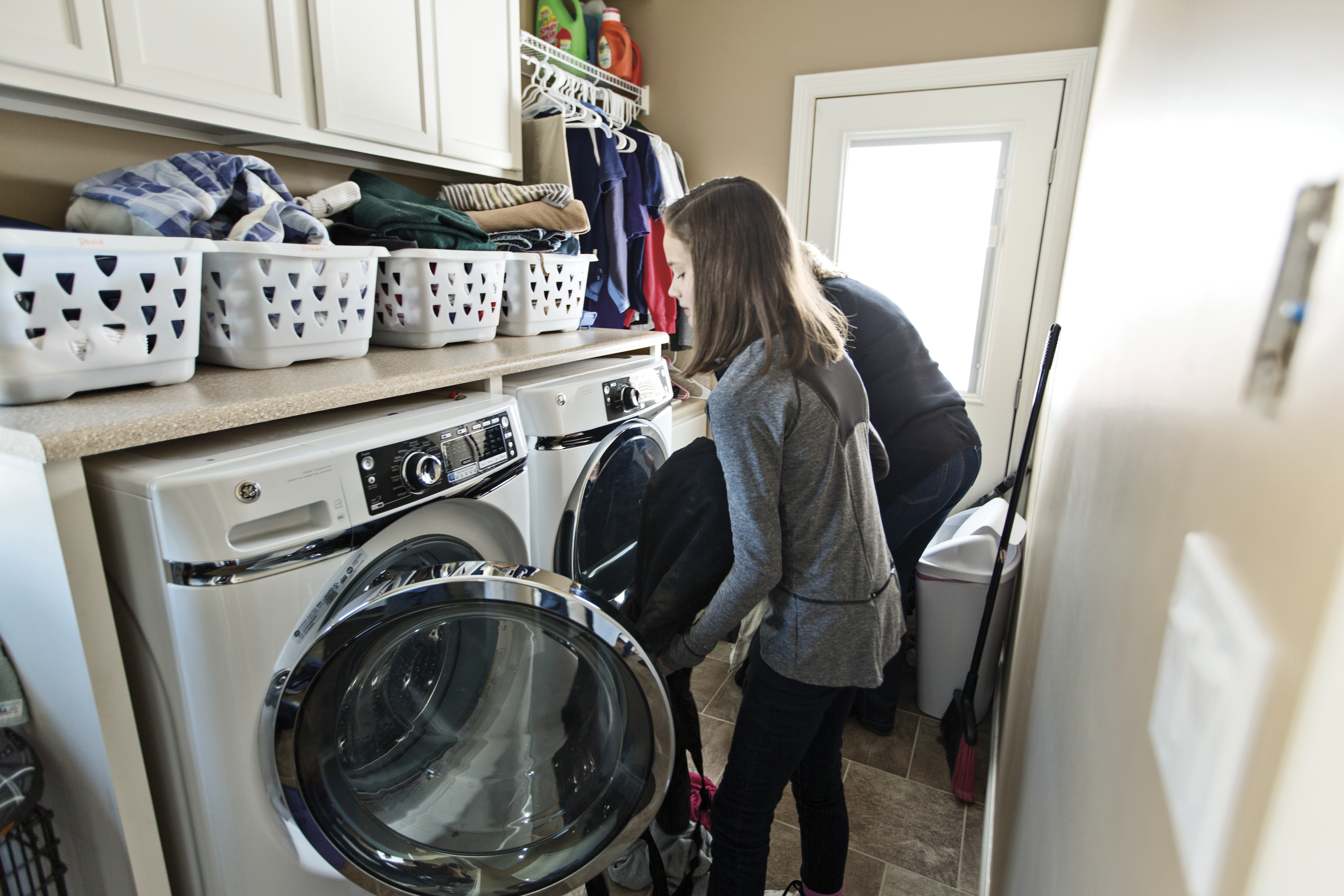 4 Ways to Upgrade Your Laundry Room