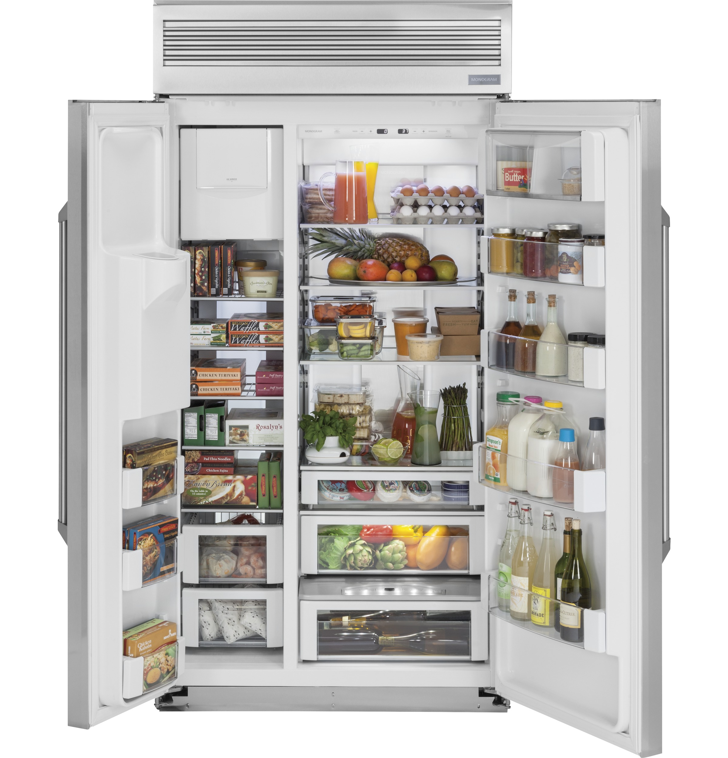 How To Deep Clean Your Ge Monogram Fridge Every 3 4 Months