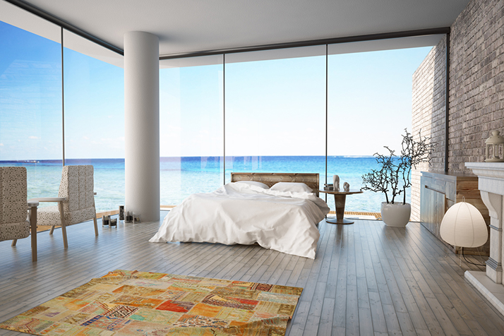 Themed Bedrooms Here's How to Pull Together a Beach Look