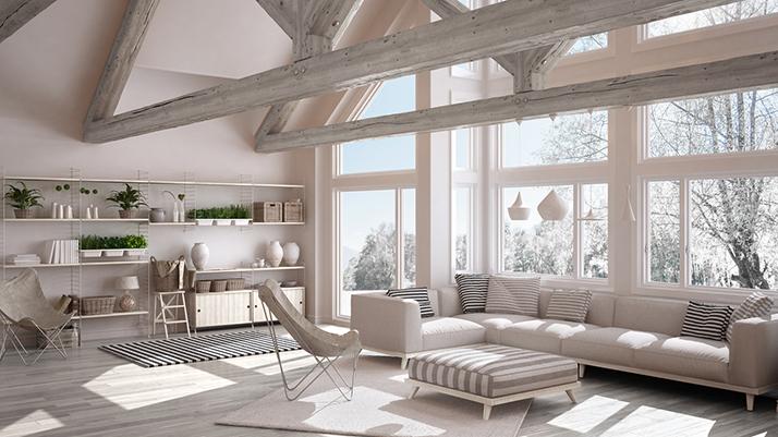 Brighten a Dark Home in the Winter Months