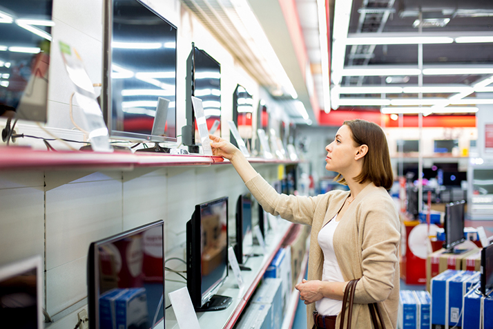 Need Help Buying a New TV? Learn More About HDTV, HDR, OLED and More