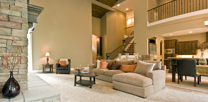 Decorate Your Living Room with Neutral Colors