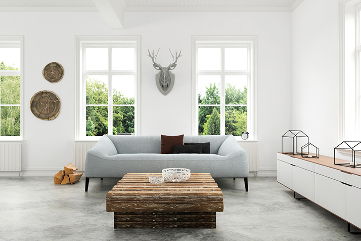 How to Tell the Differences Between Sofa Styles