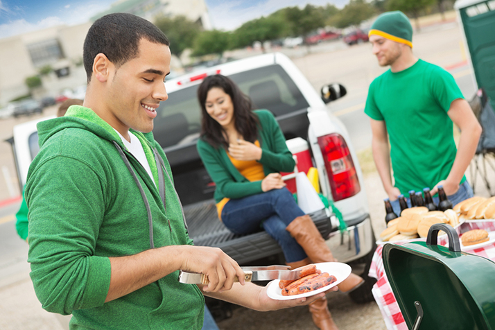 What Electronics Would Make Your Tailgate Party Even Better?
