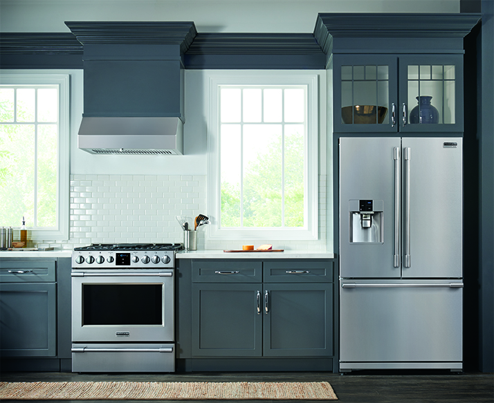 Form Meets Function with Frigidaire Appliances