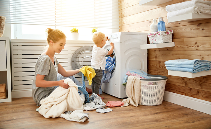 Need Help with the Laundry? Teach Your Kids to Help!