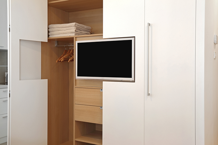 Conceal Your Smart TV in These Clever Ways