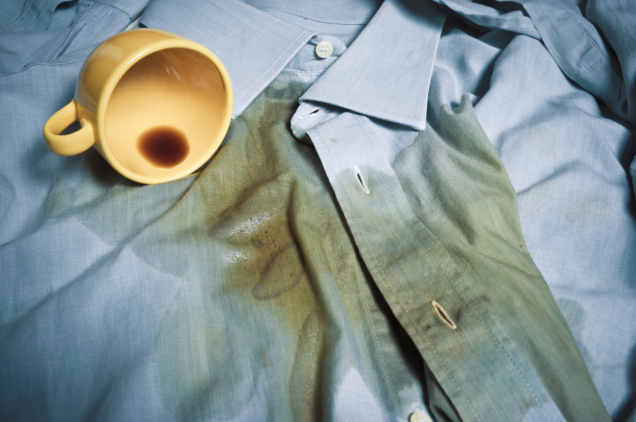 Interesting Ways to Remove Stains from Clothes
