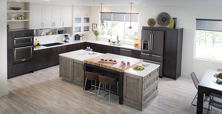 Complete Your Kitchen with KitchenAid Major Appliances