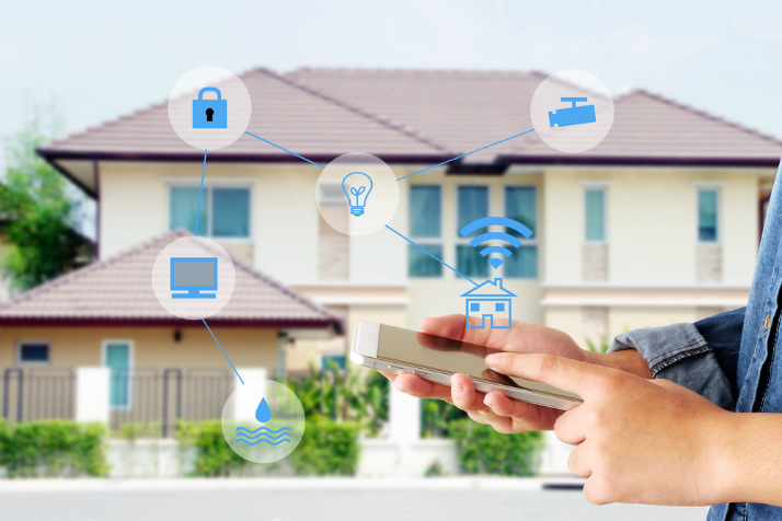 How Light Bulbs Can Help Monitor Your Home for Security