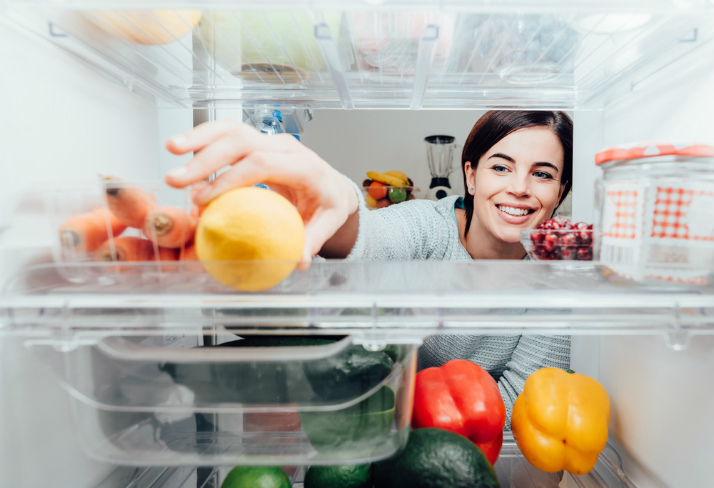 Organize Your Fridge Like a Pro
