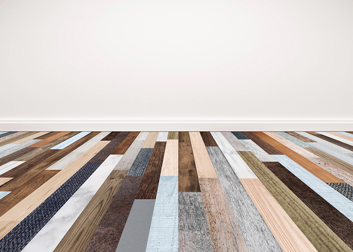 Painting Your Wood Floors? It's Not as Crazy as You Think