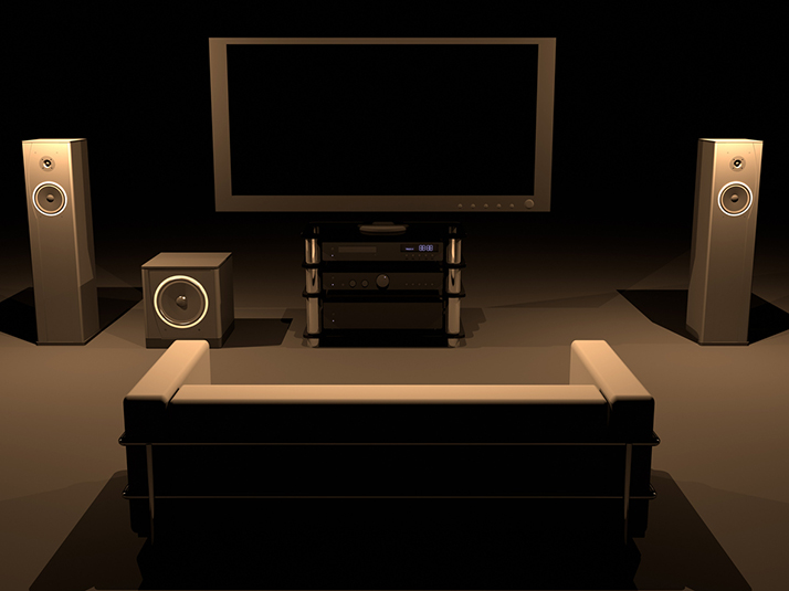 What are the Different Home Theater AV Receivers?
