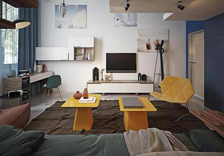 Unconventional Ways to Display Your TV