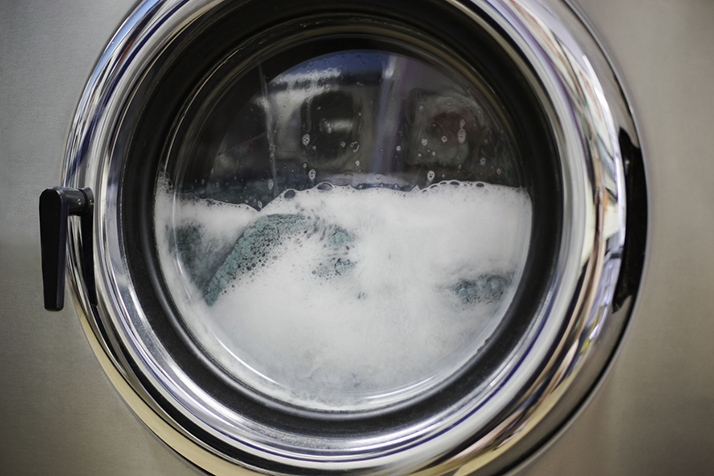 How Much Water Is Your Washing Machine Using?