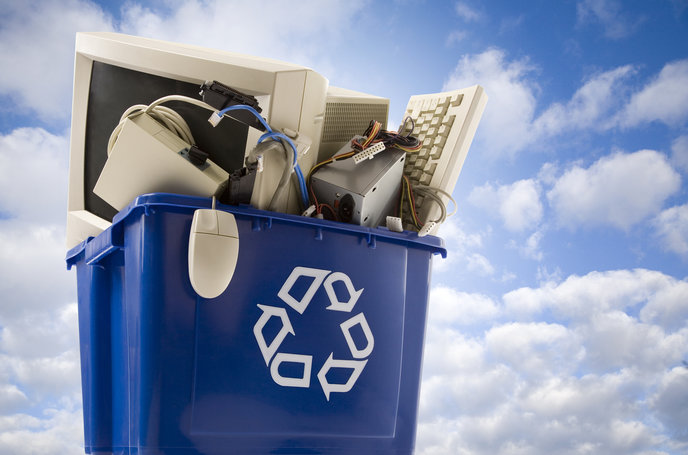 5 Ways to Recycle Electronics