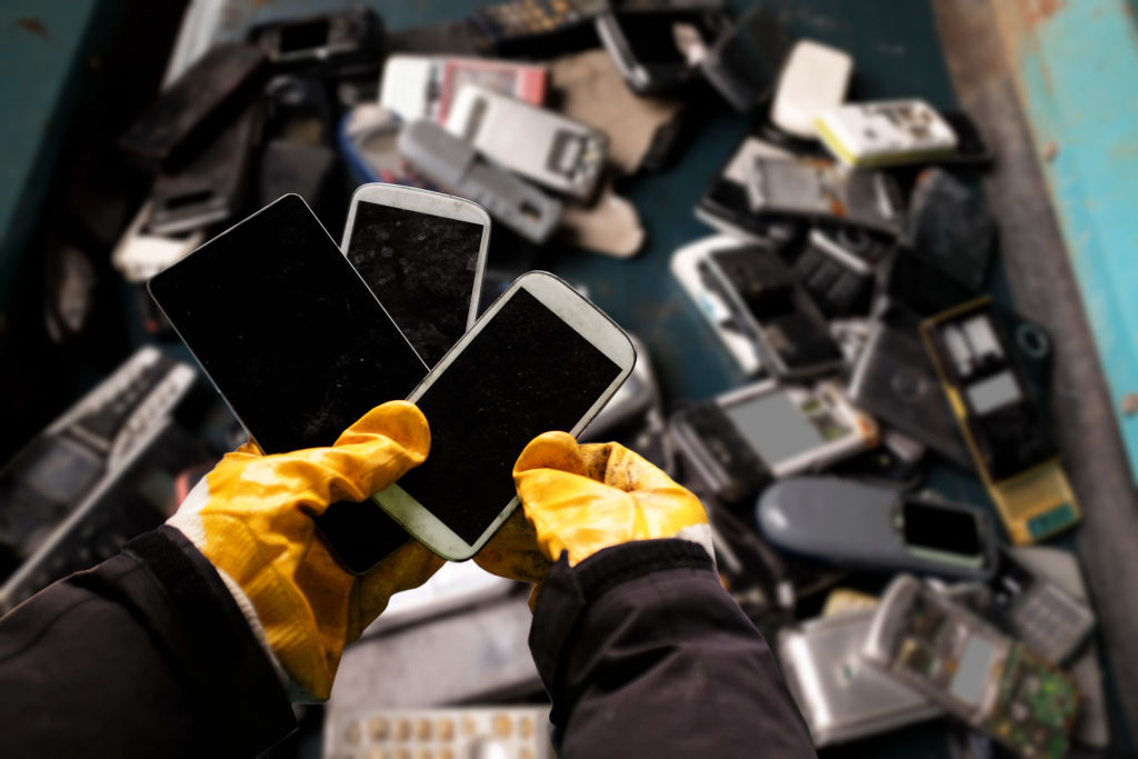 What Should You Do with Old Electronics?