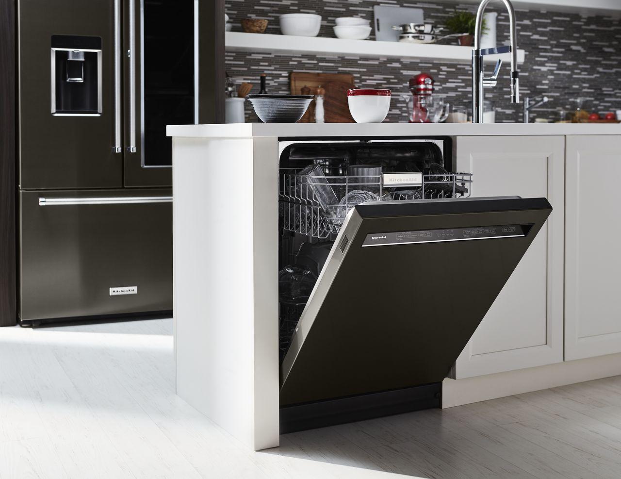 5 Ways To Clean Your KitchenAid Dishwasher