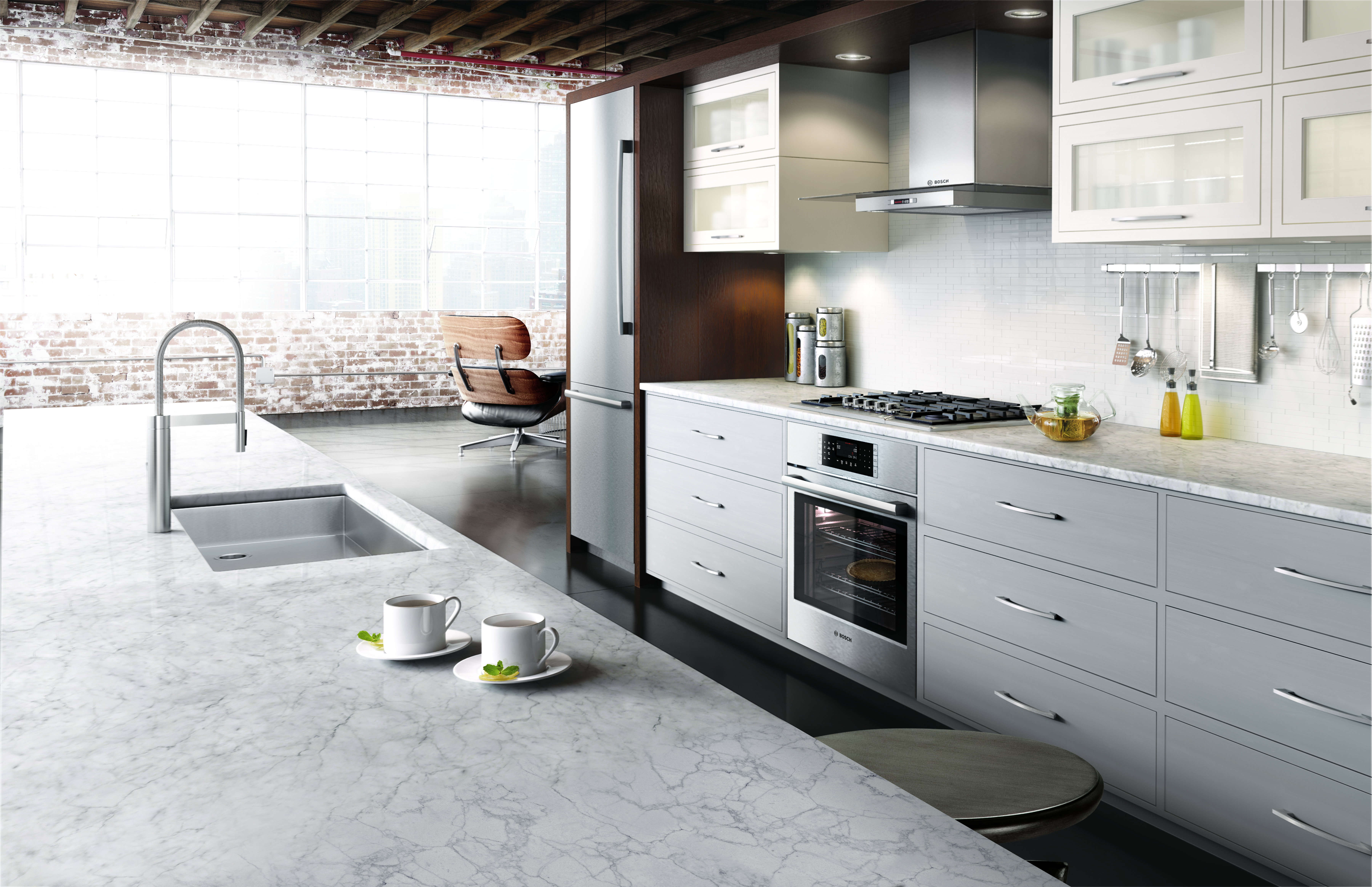 Upgrade Your Kitchen on a Budget with Bosch Appliances ...