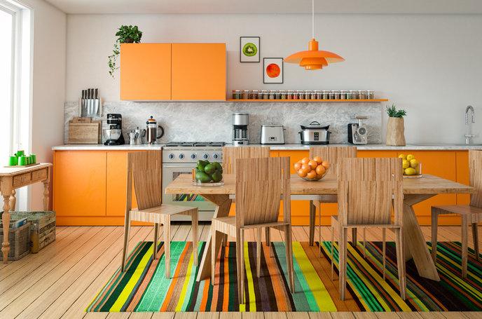 6 Unique Kitchen Storage Ideas
