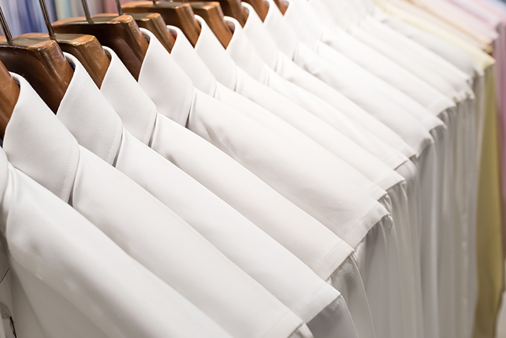 How to Keep Your White Shirts Looking Fresh