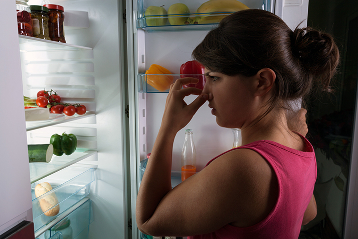 Tips to Remove Odors from Your Refrigerator