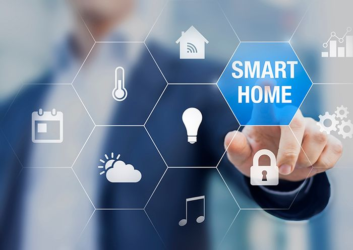 Smart Home Keypad Trends in 2018