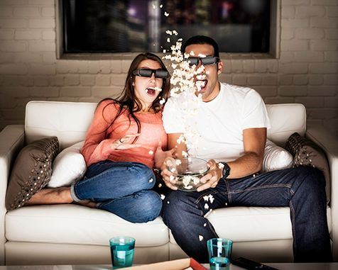 Can You Watch 3D Movies at Home?