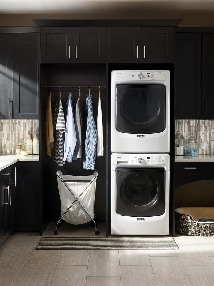 Stackable Washers and Dryers: What You Should Know Appliance ...