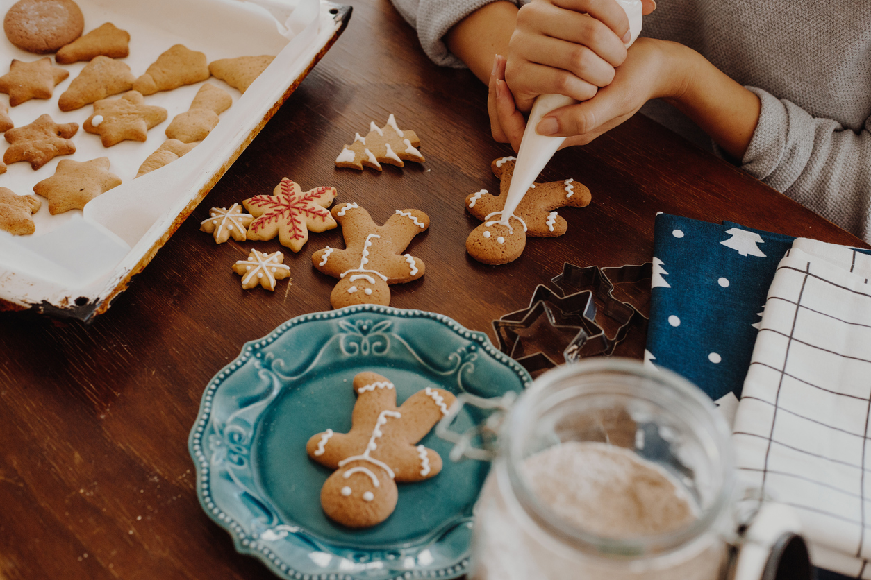 Delicious Christmas Cookies You Ll Love To Make With Your Lg Range