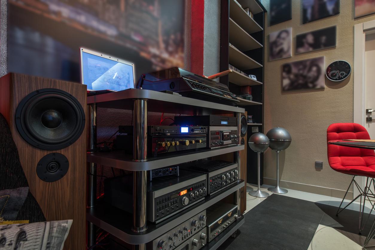 Charmant Langu0027s Audio TV U0026 Appliance