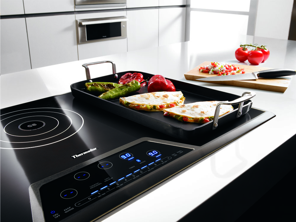 The Revolutionary Thermador Freedom Induction Cooktop