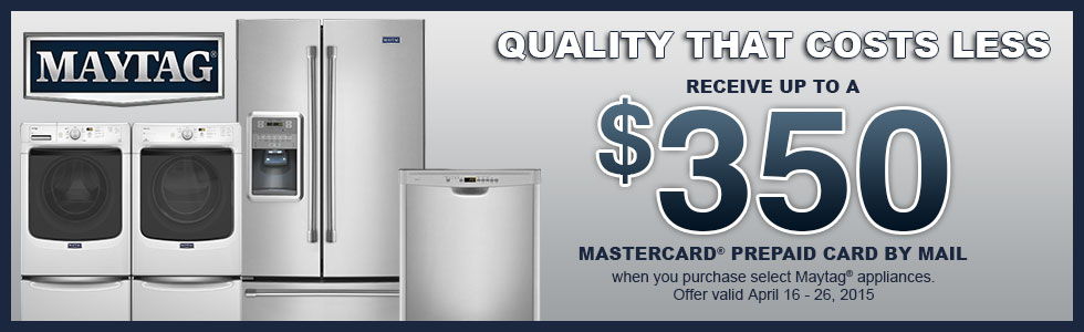 Maytag Quality That Costs Less
