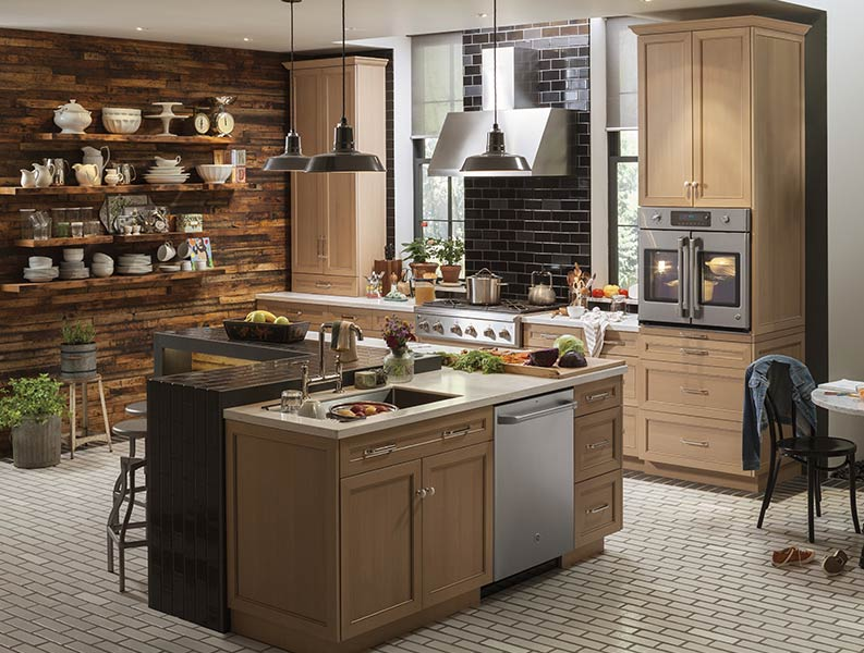 GE Laundry Pairs Home Appliances, Kitchen Appliances in ...