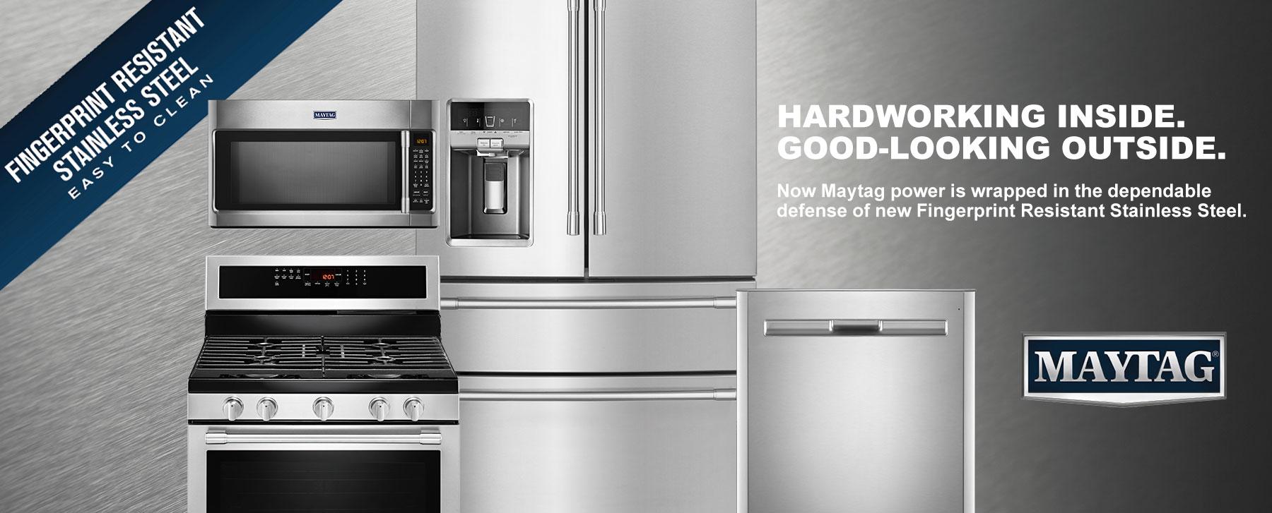 Maytag Appliances Web 3 0 Refrigerator Amp Washing Machine