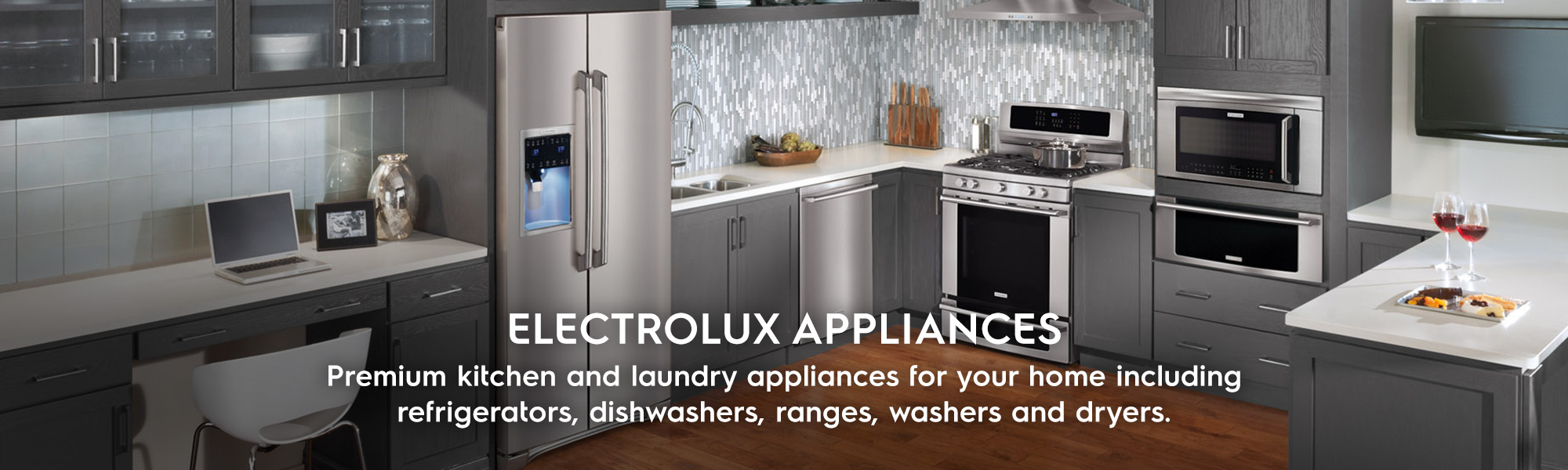 Electrolux Appliances. Electrolux Kitchen