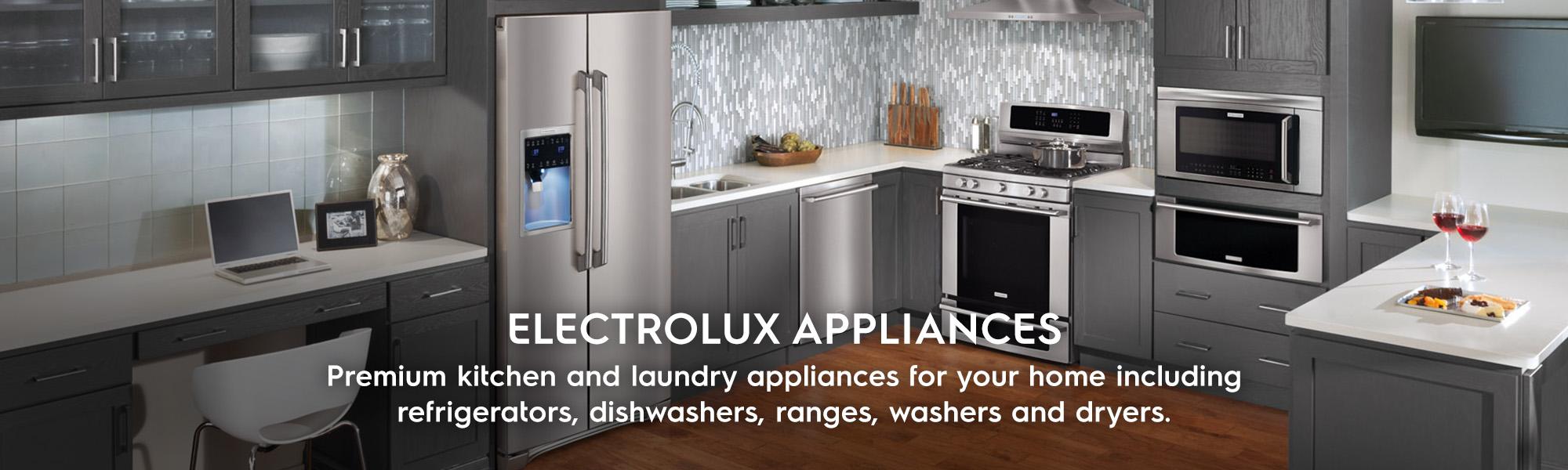 Electrolux Appliances. Electrolux Kitchen
