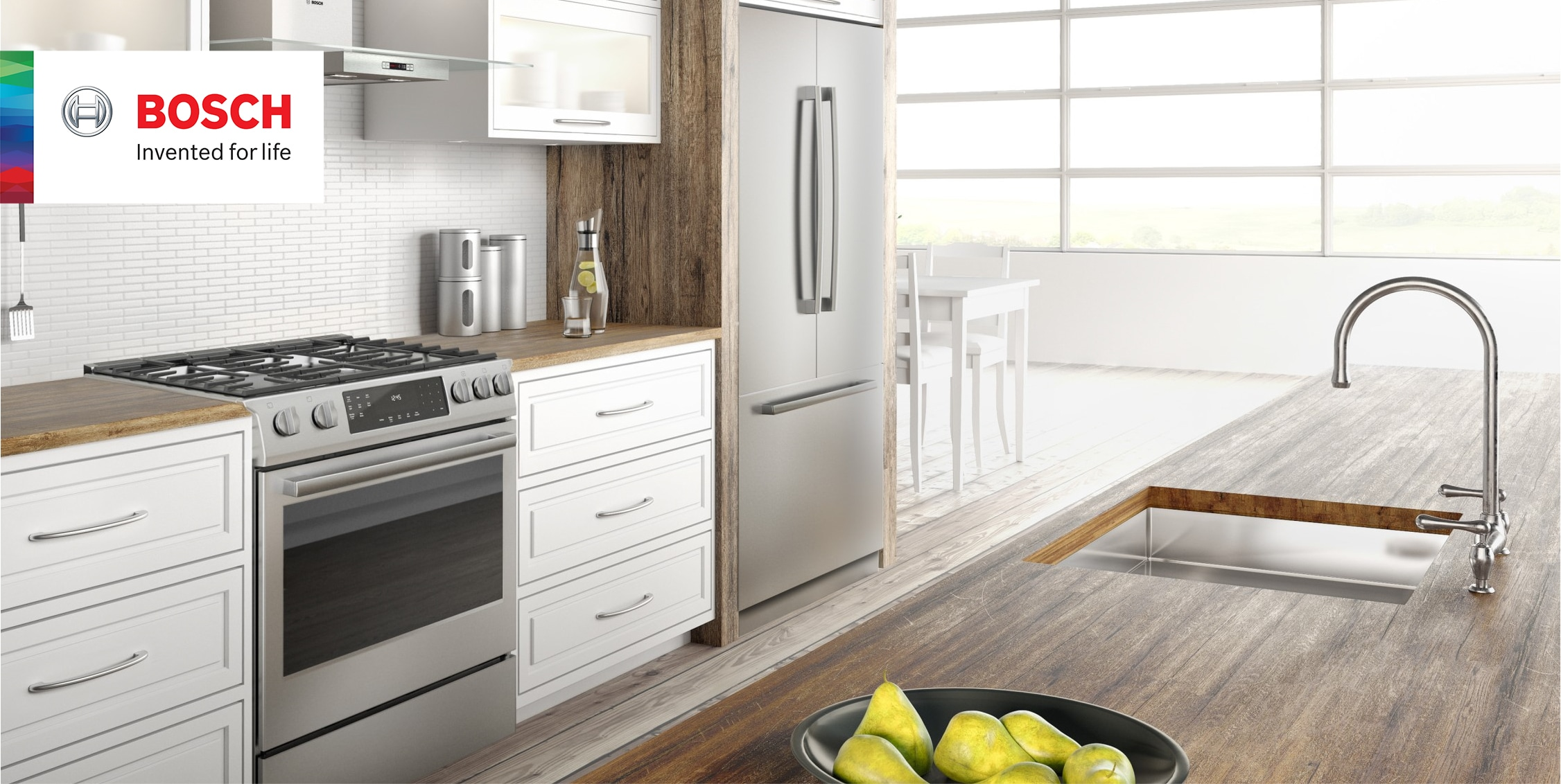 Bosch - Save 15 Percent | Zeglin\'s Home TV & Appliance Inc